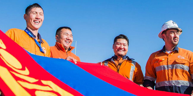 10 July - Mongolia Flag Day