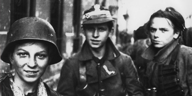 1 August - National Day of Remembrance of the Warsaw Uprising in Poland