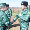 Border Guard Day in Azerbaijan