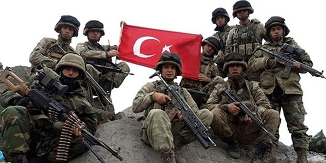 3 May - Turkish Armed Forces Day