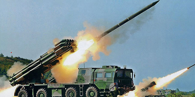 19 October - Day of rocket-artillery troops of Armenia