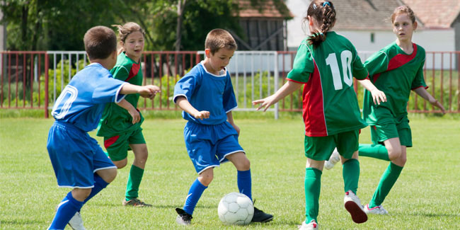 19 June - World Children's Football Day