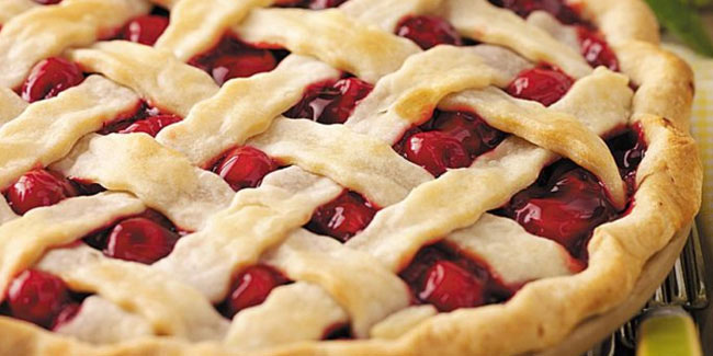 20 February - National Cherry Pie Day and National Muffin Day in USA