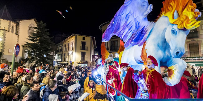 30 May - Carnaval of Sant Julià de Lòira in Andorra