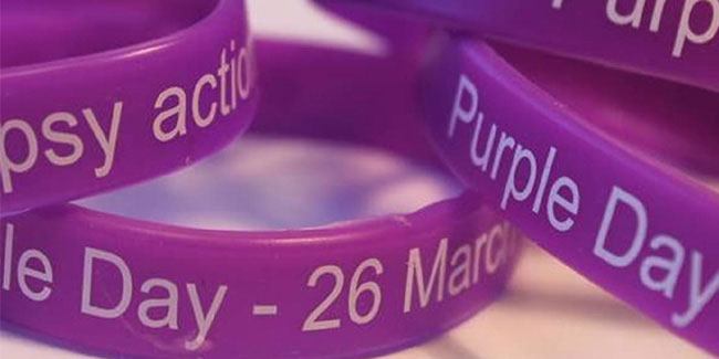 26 March - Purple Day