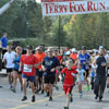 Terry Fox Run in Canada