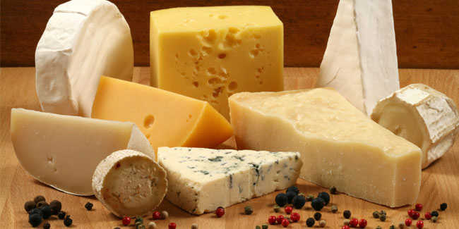 20 January - Cheese Lovers Day in USA and UK