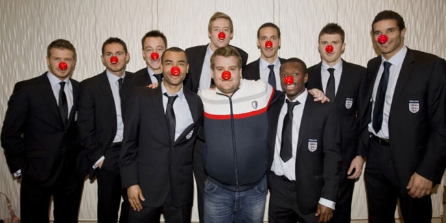 15 March - Red Nose Day in United Kingdom