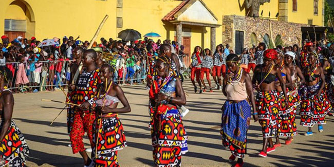 16 February - Carnival in Angola