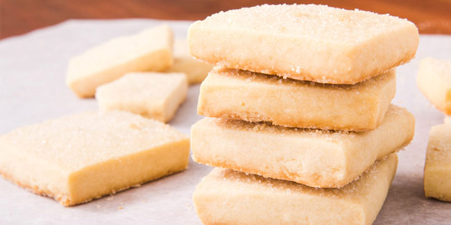 6 January - National Shortbread Day and National Bean Day in USA