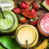 National Fresh Squeezed Juice Day and National Strawberry Ice Cream Day in USA