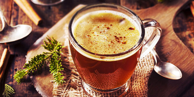 17 January - National Hot Buttered Rum Day in USA