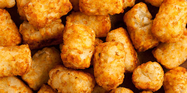 2 February - National Tater Tot Day in USA