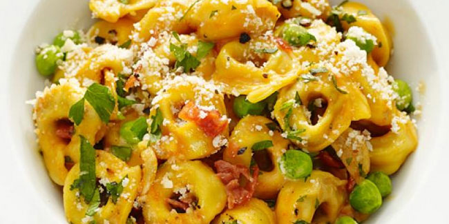 "13 February - National Tortellini Day and National ""Italian Food"" Day in USA"