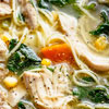 National Chicken Noodle Soup Day and Coconut Torte Day in USA