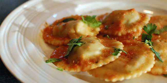 20 March - National Ravioli Day, Steak and Knobber Day in USA