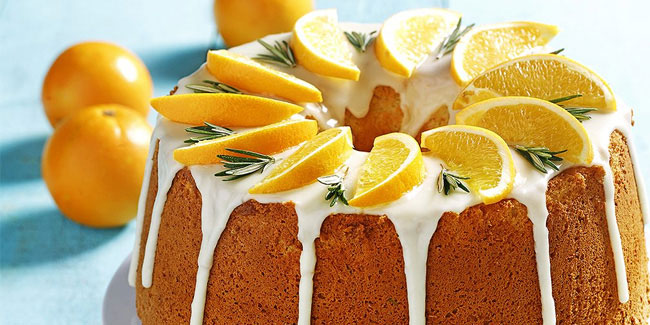 29 March - National Chiffon Cake Day in USA