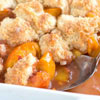 National Peach Cobbler Day in USA