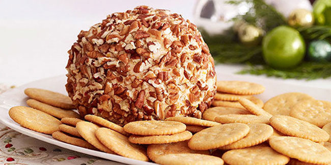 17 April - National Cheeseball Day in USA