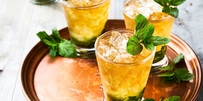 30 May - National Mint Julep Day in USA