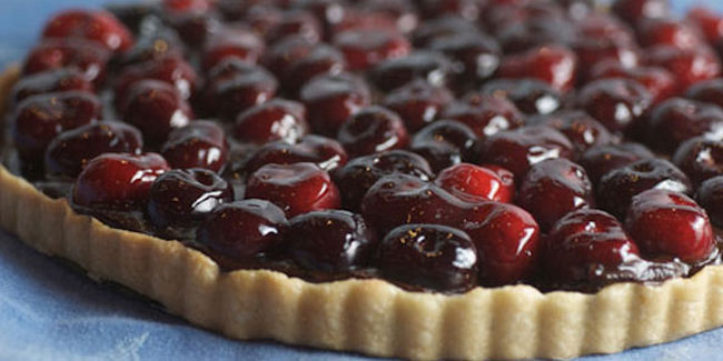 18 June - National Cherry Tart Day and Sushi Day in USA