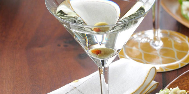 19 June - National Martini Day in USA