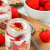 National Strawberry Parfait Day in US