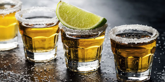 24 July - National Tequila Day in USA