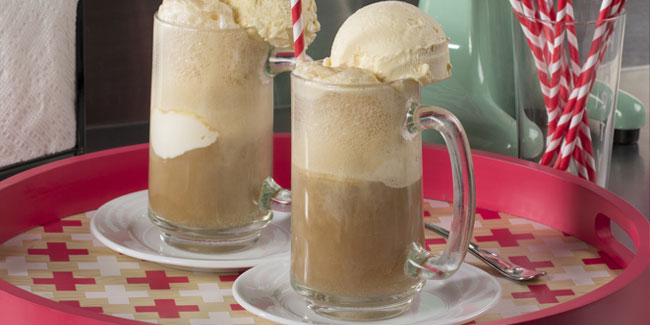6 August - National Root Beer Float Day in USA