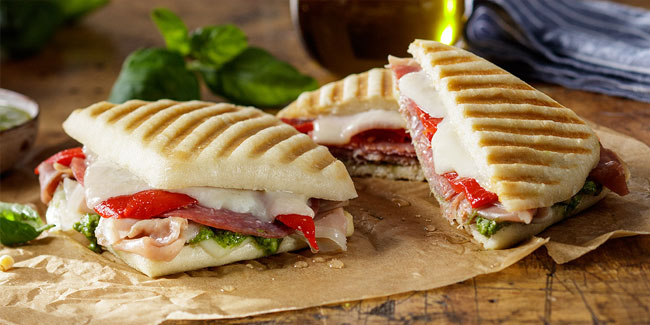 11 August - National Panini Day in USA