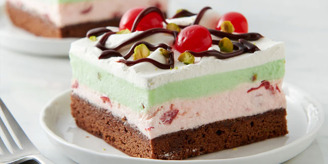 21 August - National Sweet Tea Day and Spumoni Day in USA