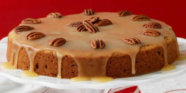 "22 August - National Pecan Torte Day and National ""Eat a Peach"" Day in USA"