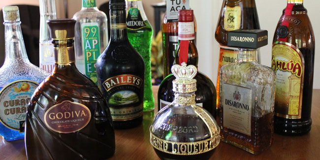 16 October - National Liqueur Day in USA