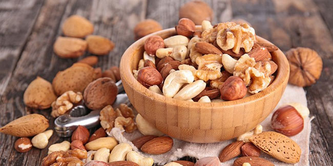 22 October - National Nut Day in USA
