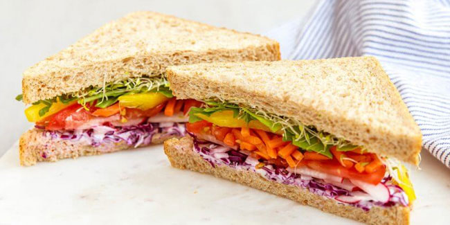 3 November - National Sandwich Day in USA