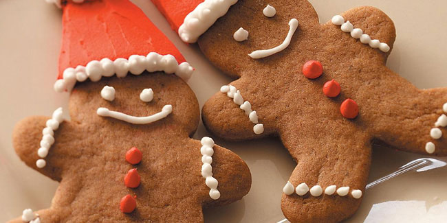 21 November - National Gingerbread Cookie Day in USA