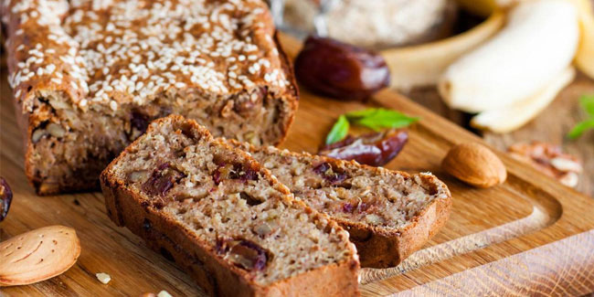 22 December - National Date Nut Bread Day in USA
