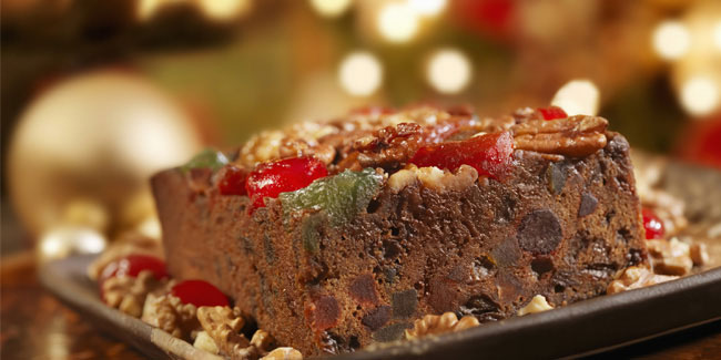 27 December - National Fruitcake Day in USA