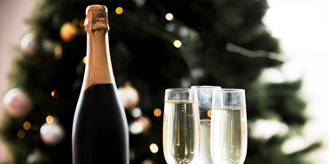 31 December - National Champagne Day in USA