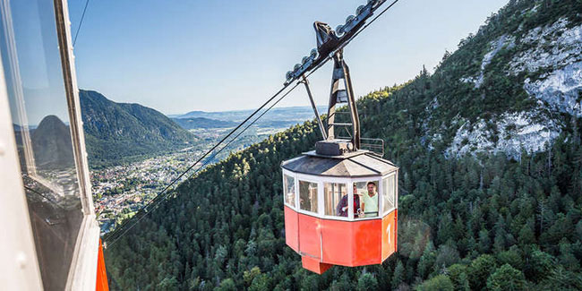 17 January - Cable Car Day