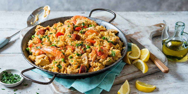 27 March - Spanish Paella Day