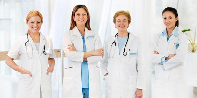 3 February - National Women Physicians Day in US