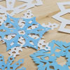 Make Cut-out Snowflakes Day