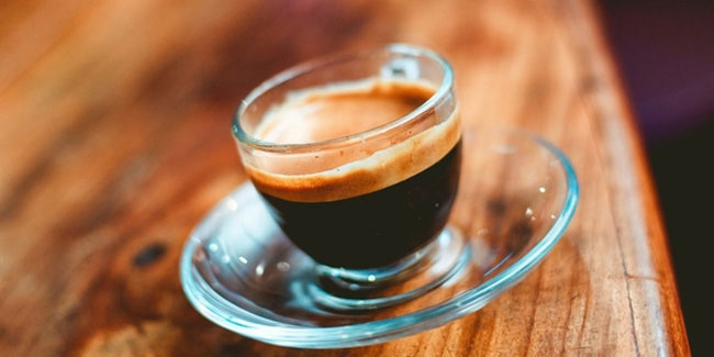 17 April - National Espresso Day in Italy