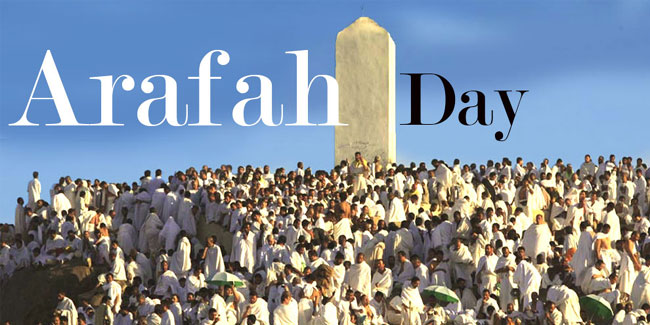 18 July - The Day of Arafah