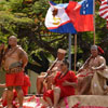 Manu'a Cession Day or Manu'a Flag Day in American Samoa