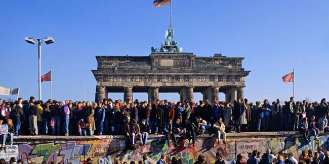 13 August - Memorial Day on the tragedy of the Berlin Wall in Germany