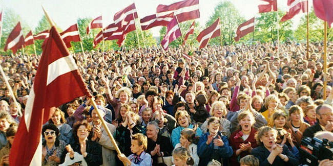 21 August - Independence Day of Latvia