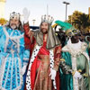 Three Kings Parade in Spain and some cities in Mexico