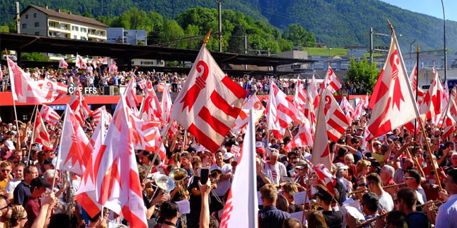 23 June - Jura Independence Day in Switzerland